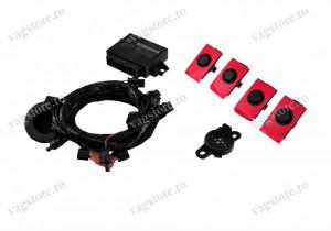 Kit retrofit ORIGINAL Senzori Parcare OPS Spate 5Q0919283 VW GOLF 7