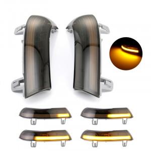 Set Retrofit Lumini secventiale semnalizare oglinzi VW Golf 5 Passat B6 Jetta