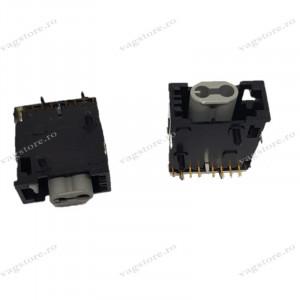 Conector Fibra optica MOST AUDI MMI VW RNS850 MIB / TYCO PBT GF-20 1-1394640-1