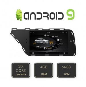 Navigatie dedicata Audi A4 A5 Q5 cu Android