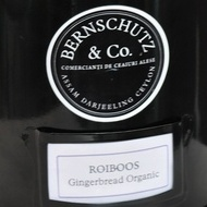 Rooibos Gingerbread Organic