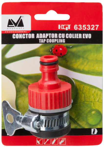 Adaptor cu Colier ETP / D[inch]: 3/4