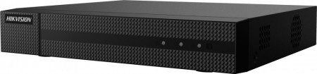 NVR 8 canale IP Hikvision HWN-4108MH-8P(B), seria Hiwatch, 8MP; rezolutie: 8 MP/6 MP/5 MP/4 MP/3 MP/1080p/UXGA /720p/VGA/4CIF/DCIF/ 2CIF/CIF/QCIF, Incoming/outgoing bandwidth: 80 Mbps/80 Mbps, decoding: 1-ch @ 8 MP / 4-ch @ 1080p, compresie:t H.265+/H.265