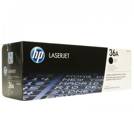Toner HP CB436A, black, 2 k, LaserJet P1505