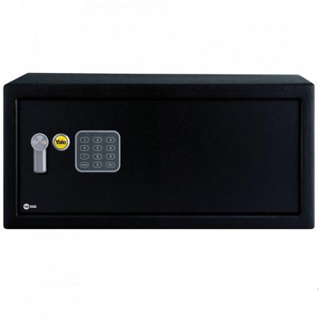 Seif Yale Standard tip Laptop YLV/200;Â Tastatura digitala programabila si usor de operat; Alcatuit din otel; Prevazut cu orificii pentru fixare si bolturi de prindere incluse