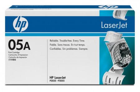 Toner HP CE505A, black, 2.3 k, LaserJet P2055, LaserJet P2055D,LaserJet P2055DN