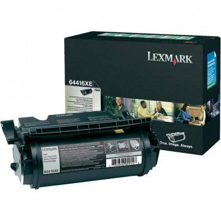 Toner Lexmark 64416XE, black, 32 k, T644 , T644dtn , T644n ,T644tn