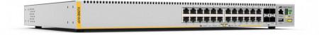 ALLIED TELESIS Switch x510 24 porturi Gigabit 4 porturi SFP+, 2 surse fixe, L3 Managed (AT-x510-28GTX-50)