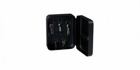 Cutie chei mica; Organizeaza si asigura cheile; Capacitate 20 de chei; Etichetele numerotate din interior ajuta la organizarea si identificarea cheilor.