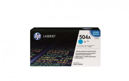 Toner HP CE251A, cyan, 7 k, Color LaserJet CM3530 MFP, ColorLaserJet CM3530FS MFP, Color LaserJet CP3525DN, Color LaserJet CP3525N,Color LaserJet CP3525X