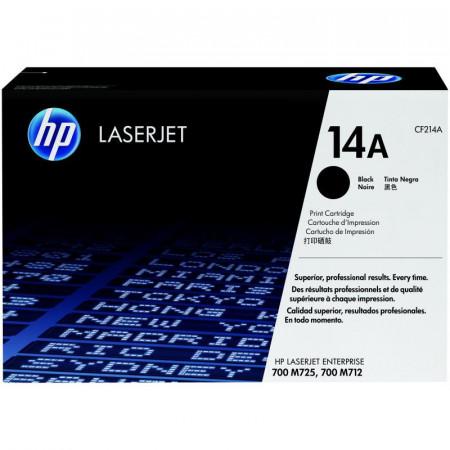 Toner HP CF214A, black, 10 k, LaserJet Enterprise 700 M712DN,LaserJet Enterprise 700 M712XH, LaserJet Enterprise 700 MFP M725DN,LaserJet Enterprise 700 MFP M725F, LaserJet Enterprise 700 MFP M725Z,LaserJet Enterprise 700 MFP M725Z+
