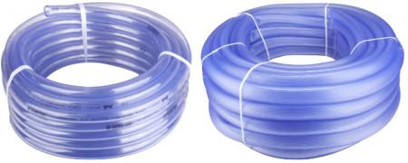 Furtun Transparent ETS / D[inch]: 1 1/2; L[m]: 25; Tip: Striat