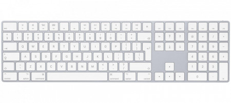 Tastatura Apple Magic Keyboard, wireless, english, silver