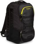 """Targus Work and Play Fitness 15.6"""" Laptop Backpack Black / Green"""
