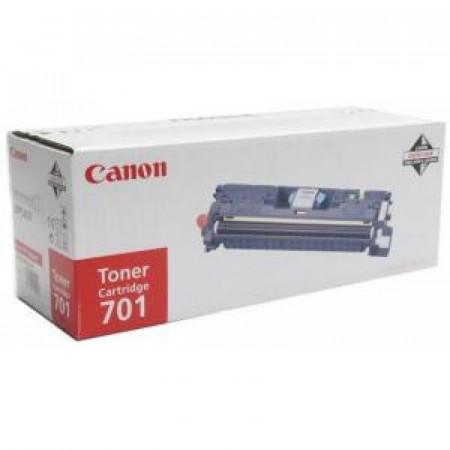 Toner Canon EP-701LM, light magenta, capacitate 2000 pagini, pentru LBP-5200
