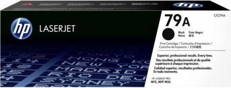 Toner HP CF279A, black, 1k, HP LaserJet Pro M12A, LaserJet Pro M12W.