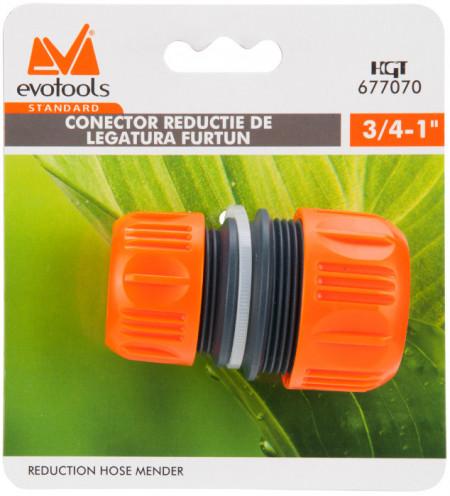 """Conector Reductie de Legatura Furtun 1"""" ETS / D[inch]: 3/4 - 1"""