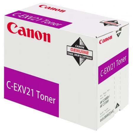 Toner Canon EXV21M, magenta, capacitate 14000 pagini, pentru IRC3380 ,2880