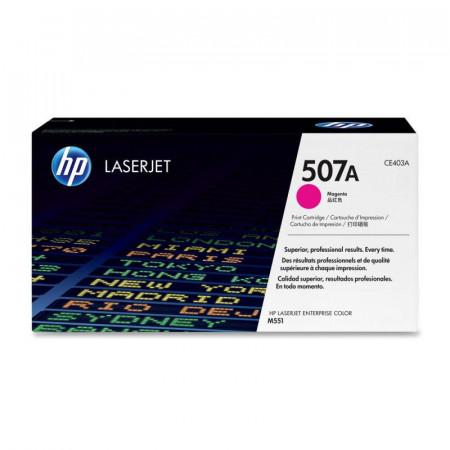 Toner HP CE403A, magenta, 6 k, Color LaserJet Pro 500 MFP M570DN,Color LaserJet Pro 500 MFP M570DW, LaserJet Enterprise 500 M551DN,LaserJet Enterprise 500 M551N, LaserJet Enterprise 500 M551XH, LaserJetEnterprise 500 M575C, LaserJet Enterprise 500 M575DN