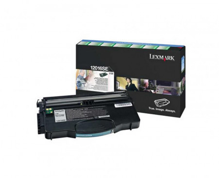 Toner Lexmark 12016SE, black, 2 k, E120 , E120n
