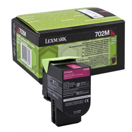 Toner Lexmark 70C20M0, magenta, 1 k, CS310dn , CS310n , CS410dn ,CS410dtn , CS410n , CS510de , CS510dte