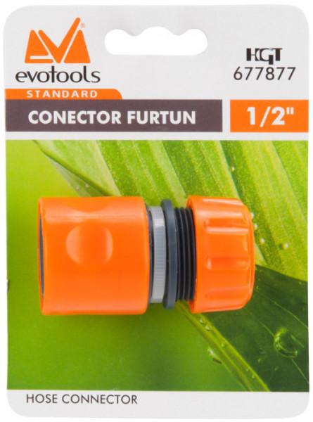 Conector Furtun ETS. / D[inch]: 3/4