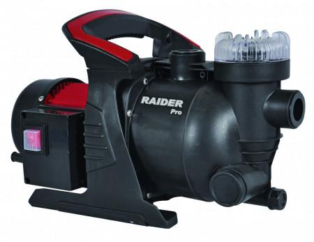"Pompa cu autoamorsare 600W 1""max 50L/min 35m cu filtru RD-WP44"