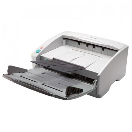 Scanner Canon DR6030C, dimensiune A3, tip sheetfed, duplex, viteza de scanare 80ppm alb-negru si color, rezolutie optica 600dpi, senzor CIS, software inclus: ISIS/TWAIN Drivers, Canon CapturePerfect, Kofax VRS, ADF 100 coli, interfata: USB 2.0, volum scan