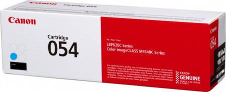 Toner Canon CRG054 cyan, capacitate 1.2k pagini, pentru LBP62x, MF64x.