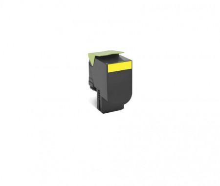 Toner Lexmark 70C0H40, yellow, 3 k, CS310dn , CS310n , CS410dn ,CS410dtn , CS410n