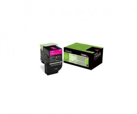 Toner Lexmark 70C20ME, magenta, 1 k, CS510DE, CS410DN, CS310DN,CS310N, CS410N, CS410DTN, CS510DTE