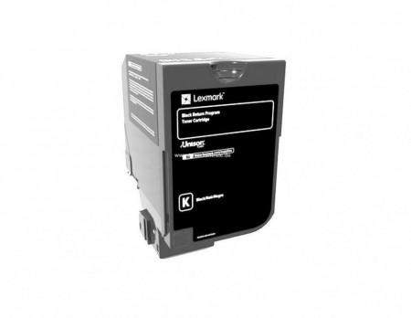 Toner Lexmark 74C0H10 ,black, 20k, compatibil cu CS725DE,CS720DE, CS720DTE, CS725DTE
