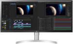 """Monitor 34"""" LG 34WL850-W, UWQHD 3440*1440, IPS, 5 ms, 60 Hz, 21:9, 1000:1, 350 cd/mp, 178/178, Anti"""