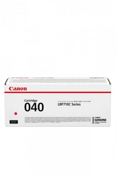 Toner Canon CRG040, magenta, capacitate 5400 pagini, pentru LBP712Cx, LBP710Cx .