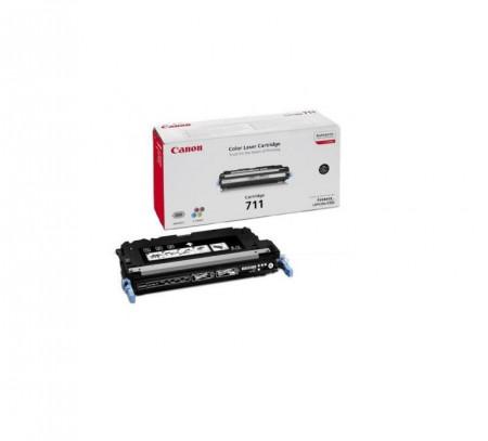 Toner Canon CRG711BK, black, capacitate 6000 pagini, pentru LBP-5300, LBP5360