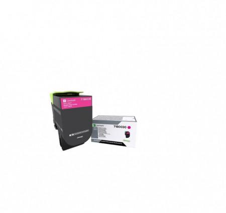 Toner Lexmark 71B0030, MAGENTA ,2.3k, pentru CX317DN,CS317DN