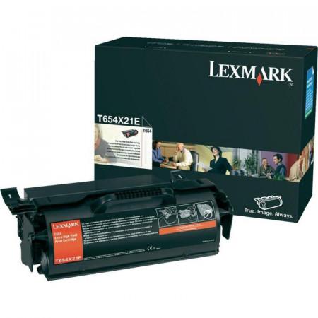 Toner Lexmark T654X31E, black, 36 k, T654dn , T654dtn , T654n ,T656dne