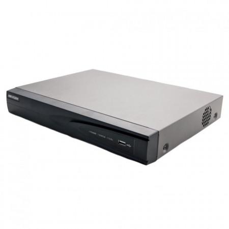 NVR Hikvision 16 canale POE DS-7616NI-K2/16P/4G, 4G wireless network ( 1 x SIM/UIM card slot, GSM/EDGE/LTE), compresie: H.265+/H.265/H.264 +/H.264, rezolutie: 8 MP/6 MP/5 MP/4 MP/3 MP/1080p/UXGA/720p/VGA/4CIF/DCIF/2CIF/CIF/QCIF, capabilitate: 1-ch@8 MP (3