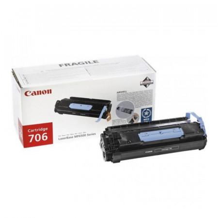 Toner Canon CRG706, black, capacitate 5000 pagini, pentru MF65XX series
