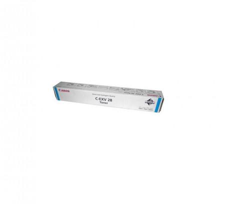 Toner Canon EXV28C, cyan, capacitate 38000 pagini, pentru IR Advance C5045/5051