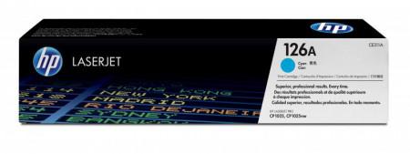 Toner HP CE311A, cyan, 1 k, LaserJet Pro 100 M175A, LaserJet Pro100 M175NW, LaserJet Pro CP1025, LaserJet Pro CP1025NW, Laserjet ProM275