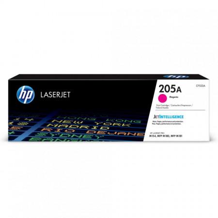 Toner HP CF533A, magenta, 0.9 K,HP LaserJet Pro M180N, LaserJet Pro M181FW,Nr.205A