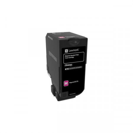Toner Lexmark 74C0S30, magenta, 7K, compatibil cu CS720de,CS720dte