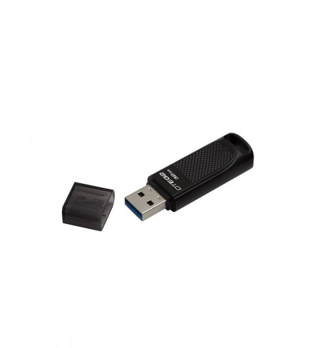 USB Flash Drive Kingston 32GB DataTraveler Elite G2, USB 3.1, Negru, read 180MB/s, write 50MB/s