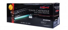 """Cartus toner compatibil JetWorld 1.5 k pagini CF283A HP LaserJet Pro MFP M125a (CZ172A), HP LaserJet Pro M125nw (CZ173A), HP LaserJet Pro M125rnw, HP LaserJet Pro M127fn (CZ181A), HP LaserJet Pro M127fs, HP LaserJet Pro M127fw (CZ183A), HP LaserJet Pro M"