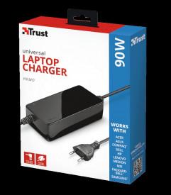 Incarcator Laptop Trust Primo 90W-19V Universal Laptop Charger