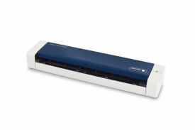 Scanner Xerox duplex travel, sheet-fed color, A4, 9sec/pag., 600 dpi, 24 biti color, 8 biti alb-negru, duplex, Power PDF, Visioneer One Touch, Twain & WIA driver, USB, volum maxim 100 pagini/zi.