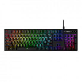 Tastatura Kingston HyperX Alloy Origins, mecanica, RGB, neagra