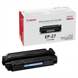 Toner Canon EP-27, black, capacitate 2500 pagini, pentru LBP3200, MF56XX, MF57XX series, MF31XX, MF32XX