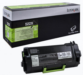 Toner Lexmark 52D2X00, black, 45 k, MS811dn , MS811dtn , MS811n ,MS812de , MS812dn , MS812dtn
